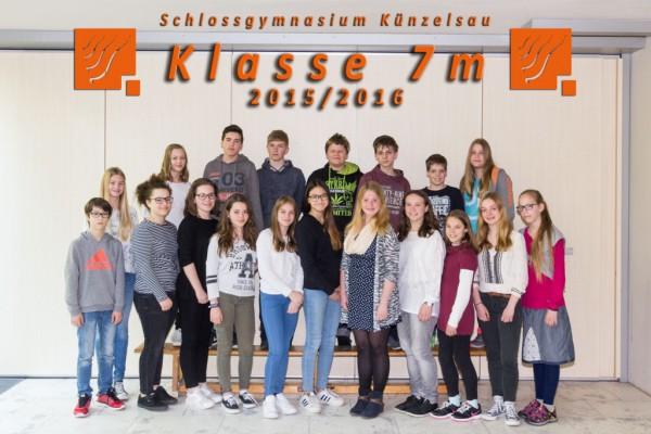 2015-2016 Klasse 07m - webklein