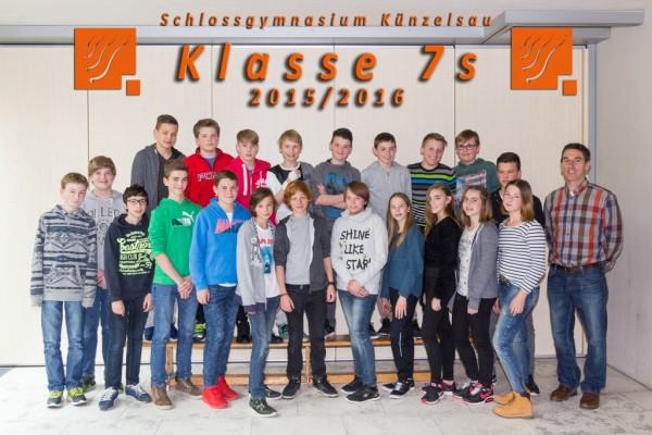 2015-2016 Klasse 07s - webklein
