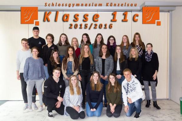 2015-2016 Klasse 11c - webklein
