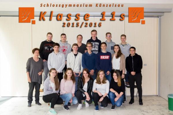 2015-2016 Klasse 11s - webklein
