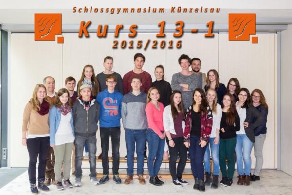 2015-2016 Kurs 13-1 - webklein