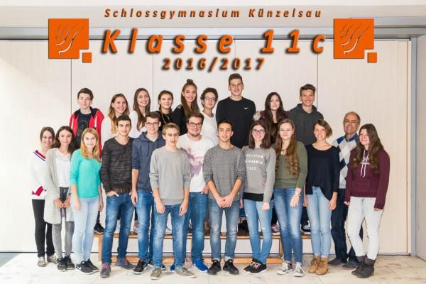 2016-2017 - Klasse 11c